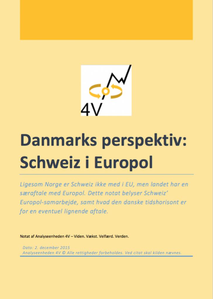 Europol analyse